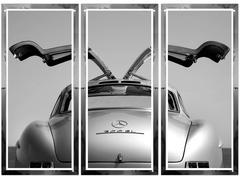 Mercedes Triptych