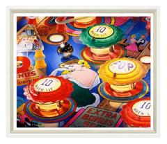 Colorful Pinball Print