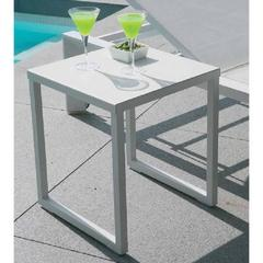 Indoor / Outdoor Aluminium Side Table