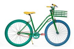 Martone Bicycle in Olympic Colors
