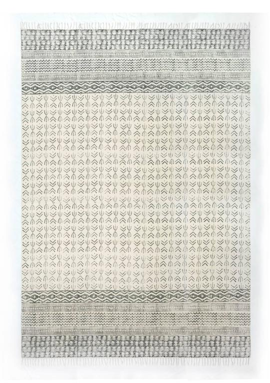 Flatweave Dhurri Floor Rugs In Good Condition For Sale In Bridgehampton, NY
