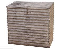 Vintage Storage Bin