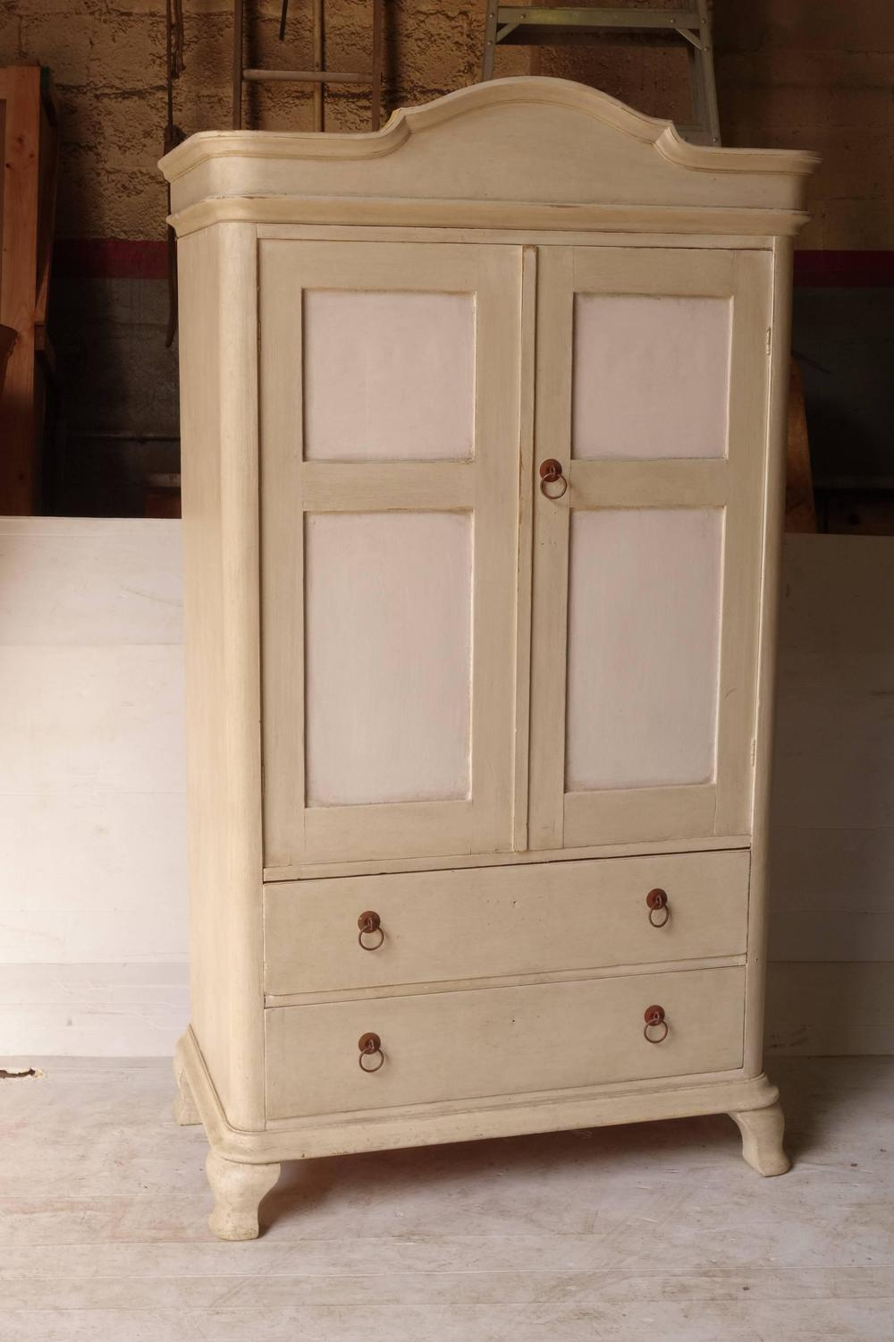 french pine armoire for sale at 1stdibs. Black Bedroom Furniture Sets. Home Design Ideas