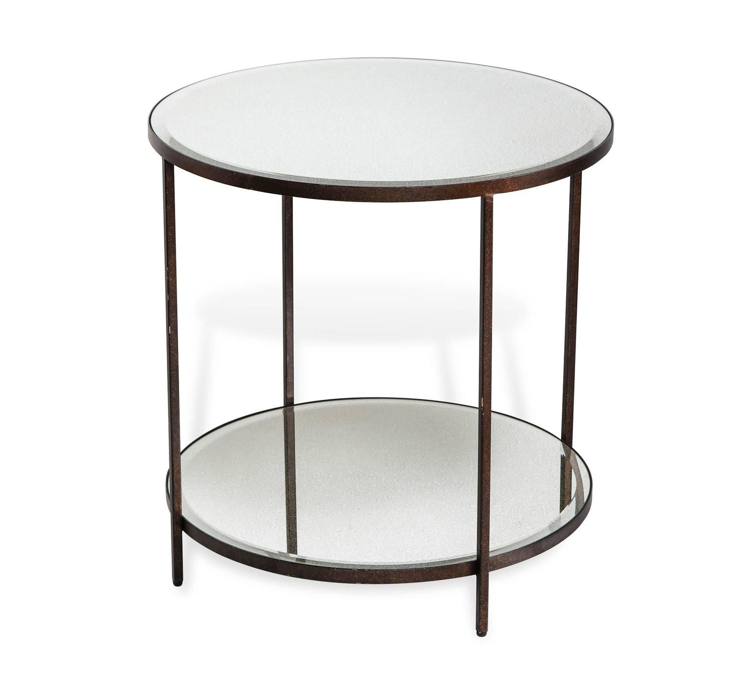 Round Side Table For Sale At 1stdibs