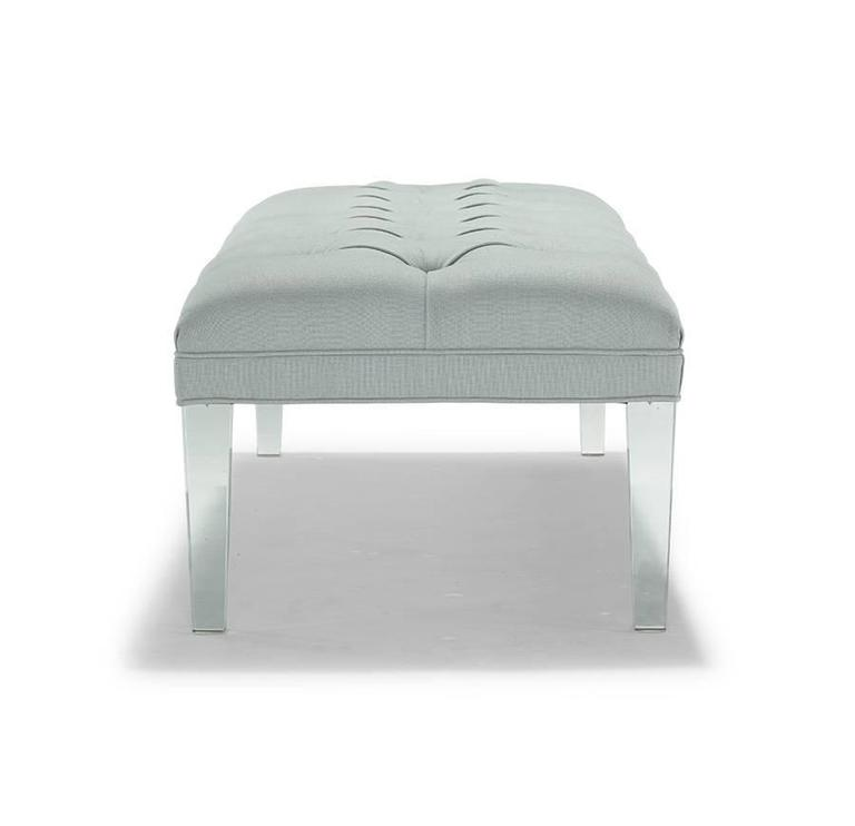 Tufted Cocktail Bench For Sale At 1stdibs
