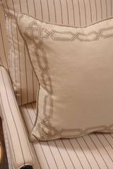 Swarovski Crystal 22x22 inch Pillow