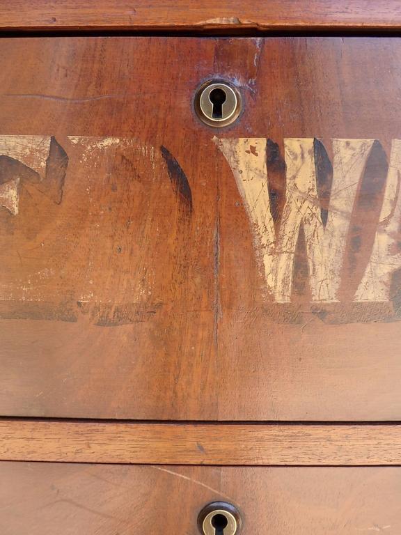 Bow Front English Dresser 3
