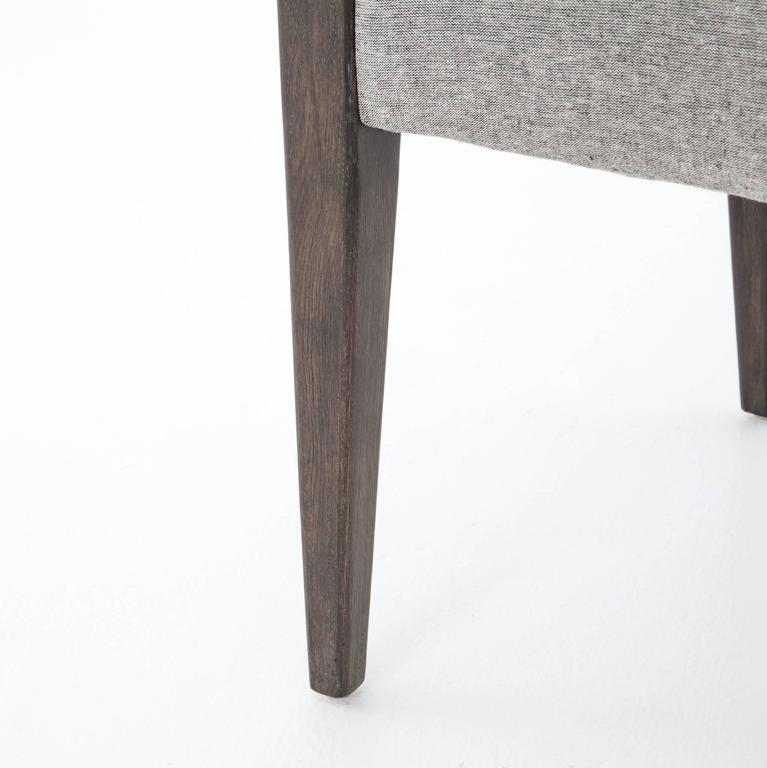 upholstered dining chairs with arms for sale at 1stdibs arm chair dining room dining room arm chairs upholstered