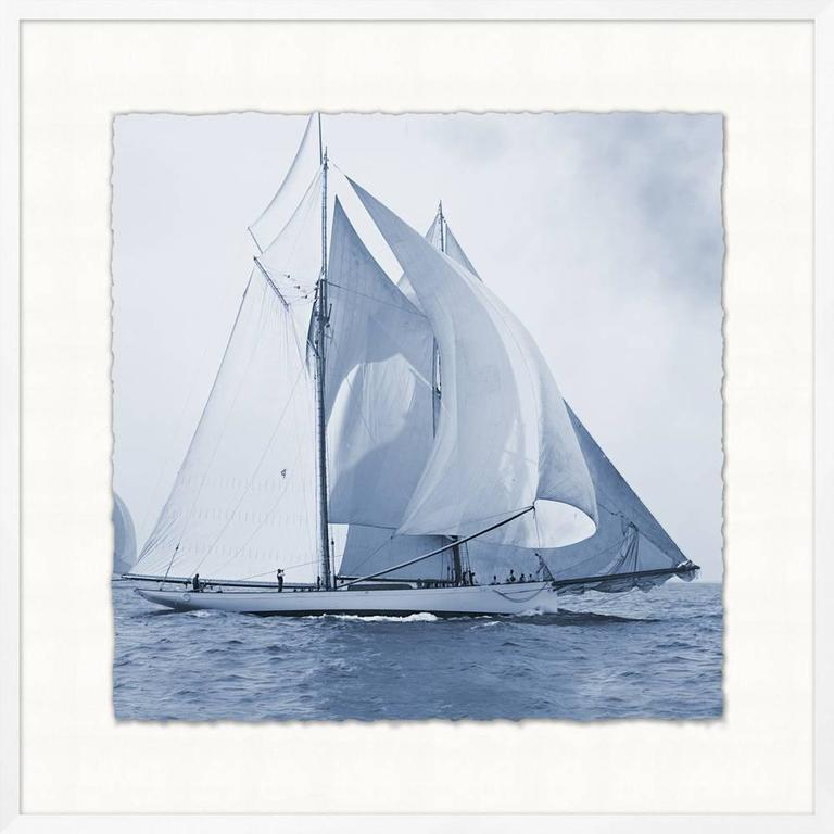 Contemporary Glicee prints of C 1900 Americas Cup Yachts For Sale