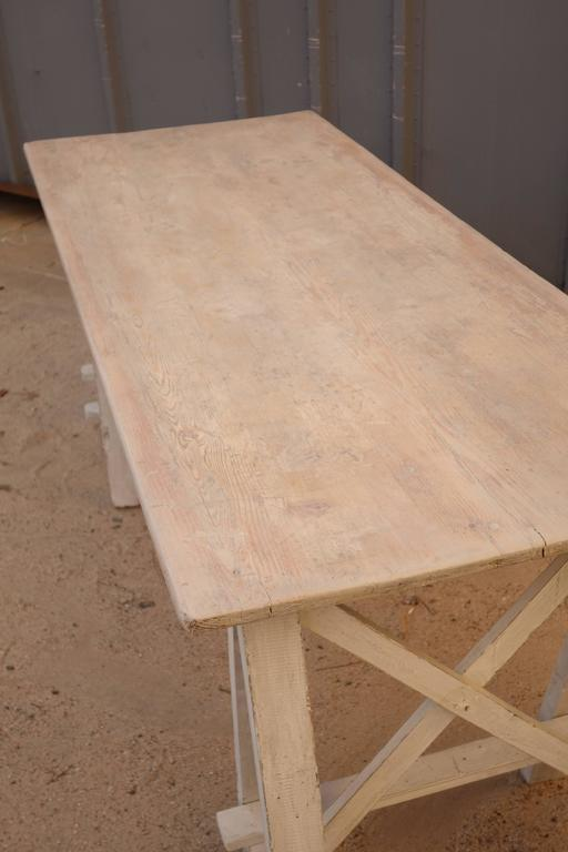Trestle Table or Desk 2