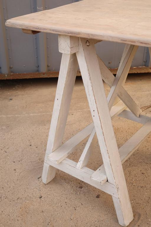 Trestle Table or Desk 3