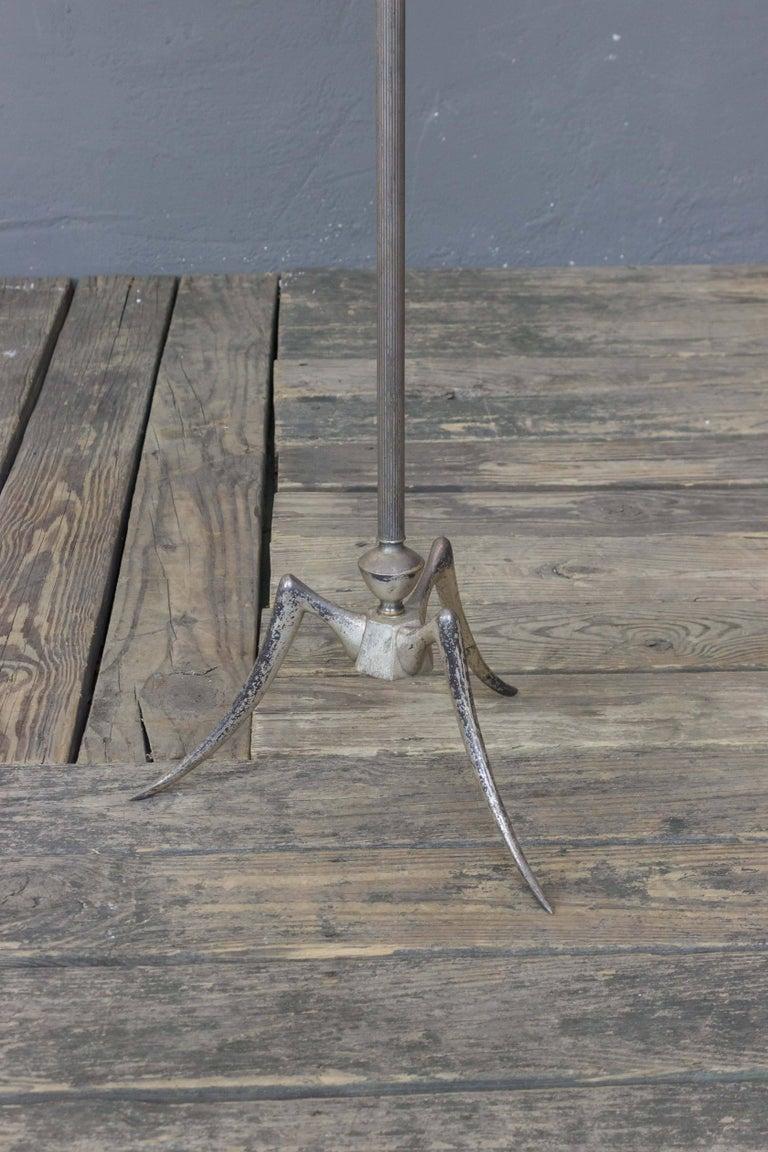 Mid-Century Modern 1950s French Mid Century Modern Floor Lamp For Sale