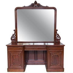 Very Large Sideboard with Mirror