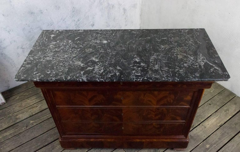 French 19th Century Chest of Drawers For Sale 3