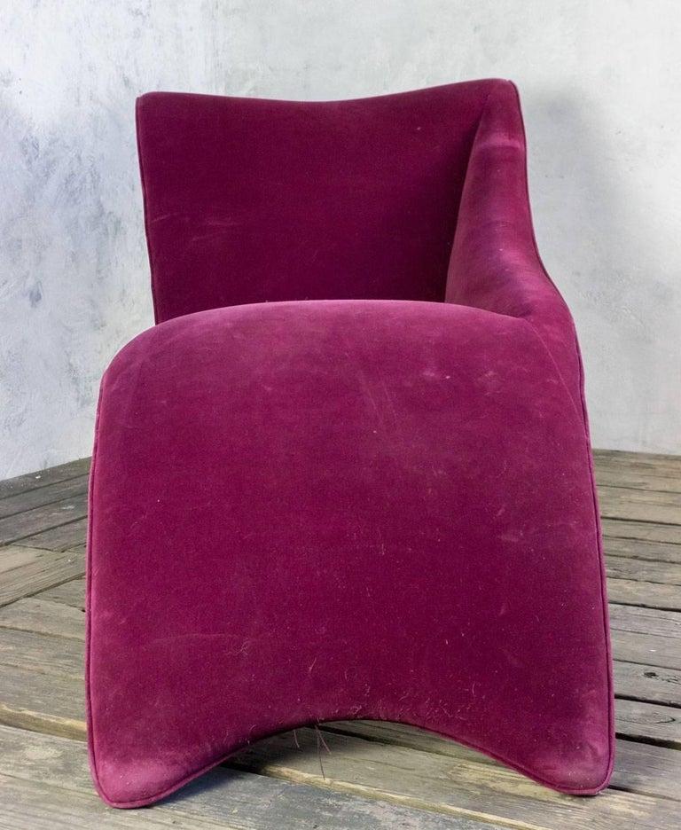 Italian Modern Chaise Longue 8