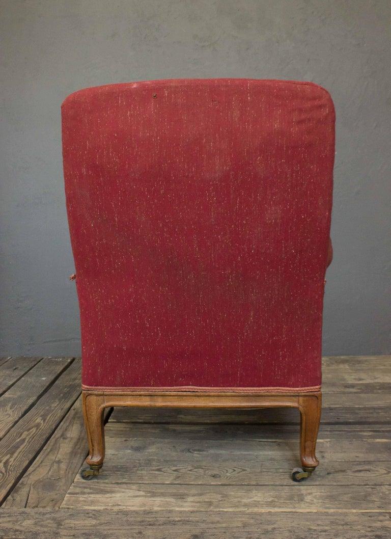 Pair of Napoleon III Armchairs For Sale 3