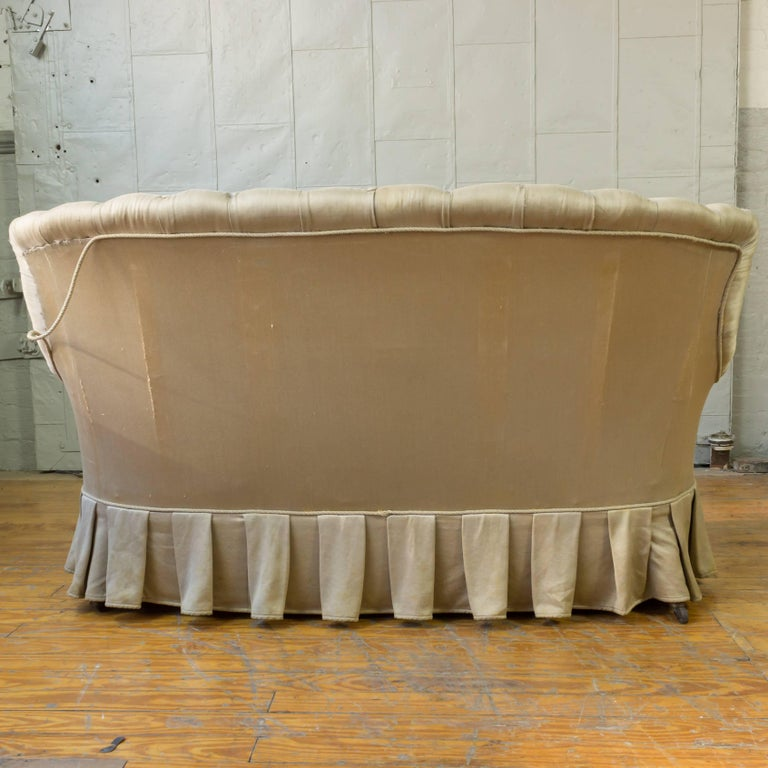 French 19th Century Settee For Sale 3