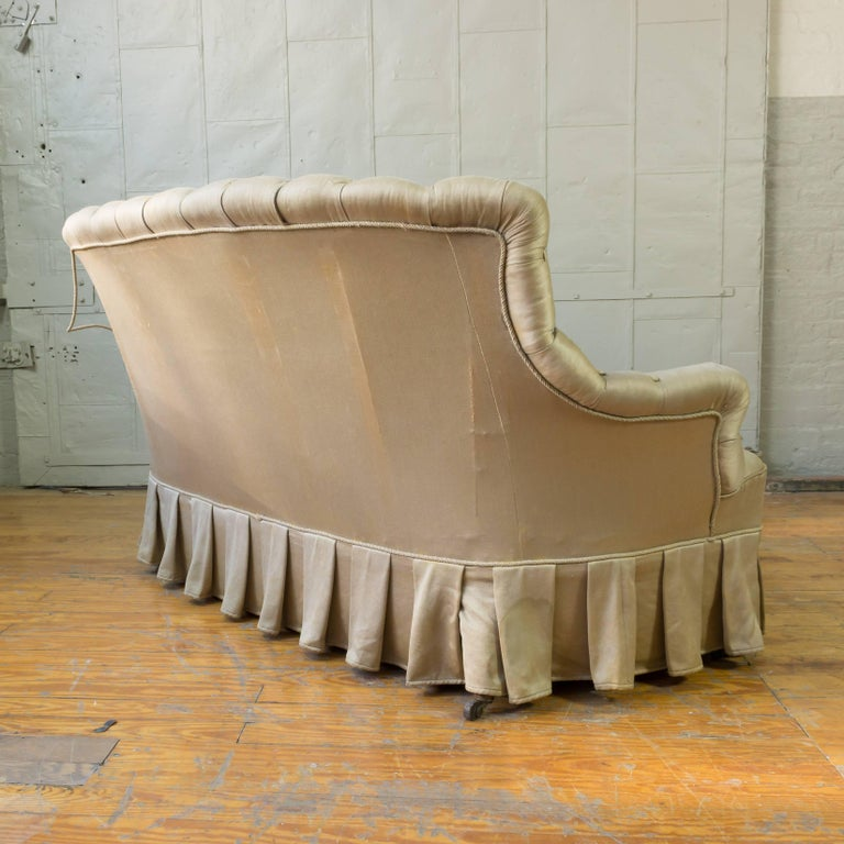 French 19th Century Settee For Sale 2
