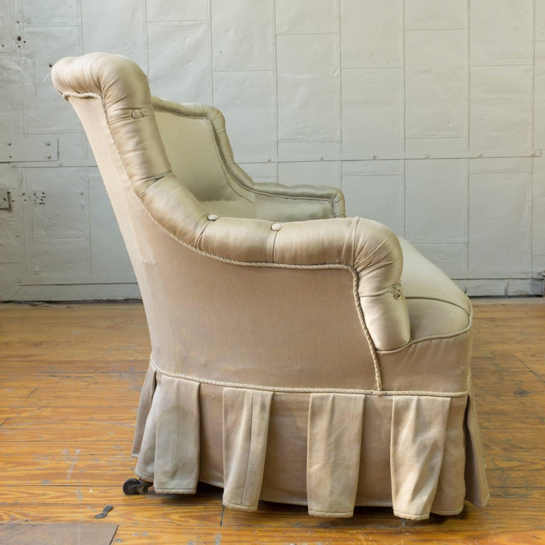 French 19th Century Settee For Sale 1