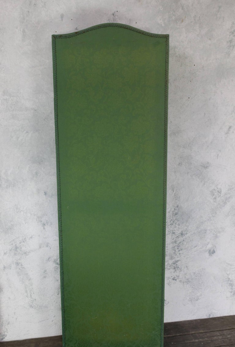 damask accents in green - photo #32