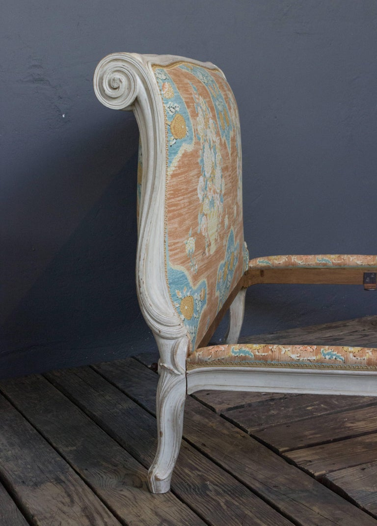 French Louis XV Style Daybed For Sale 2