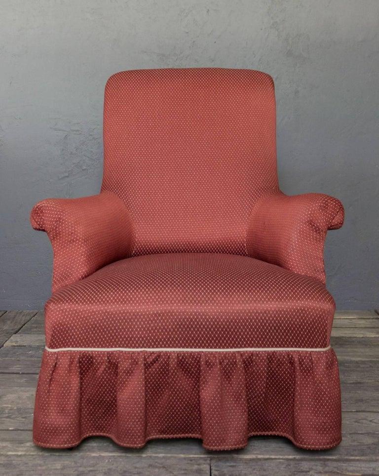 Napoleon III armchair.