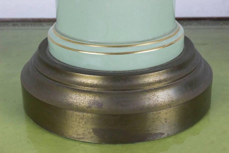 20th Century Art Nouveau Style Table Lamp For Sale