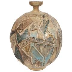Colorful Pottery Vase