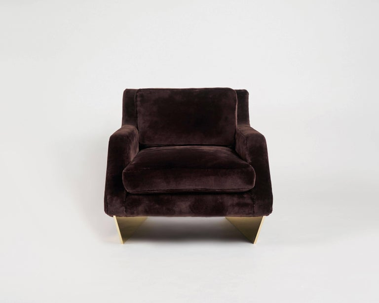 William T. Georgis, Whalebone Marquise, Armchair, United States, 2016 2