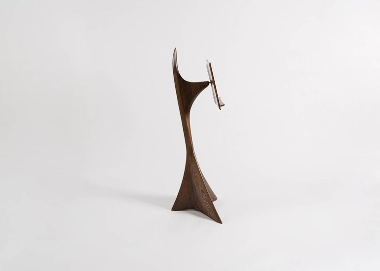 Michael Coffey, Carved Music Stand, United States, 1987 For Sale 2