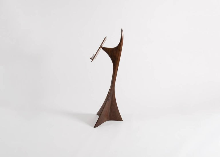 American Michael Coffey, Carved Music Stand, United States, 1987 For Sale
