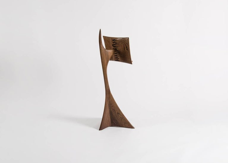 Michael Coffey, Carved Music Stand, United States, 1987 For Sale 1