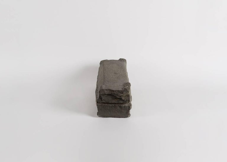 Yongjin Han, Two Pieces of Bluestone, Sculpture, United States, 2010 3