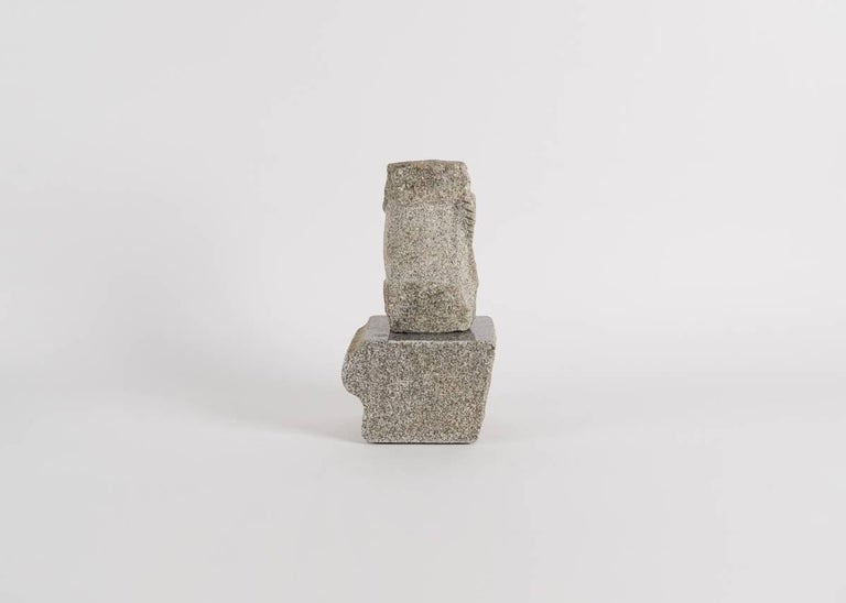 American Yongjin Han, Two Pieces of Granite, Sculpture, United States, 2005 For Sale