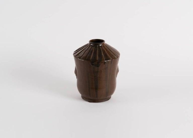 French Primavera, Art Deco Vase, France, C. 1925 For Sale