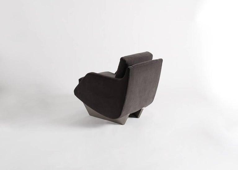 American Georgis & Mirgorodsky, 'Whalebone,' Armchair, USA, 2014 For Sale