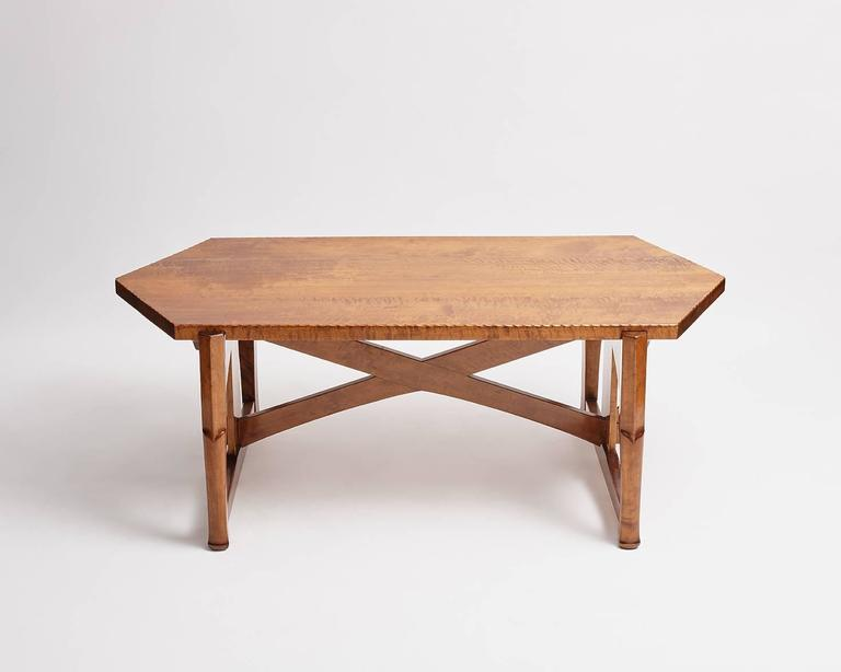 Swedish Lars Israel Wahlman, Table, Sweden, c. 1910 For Sale