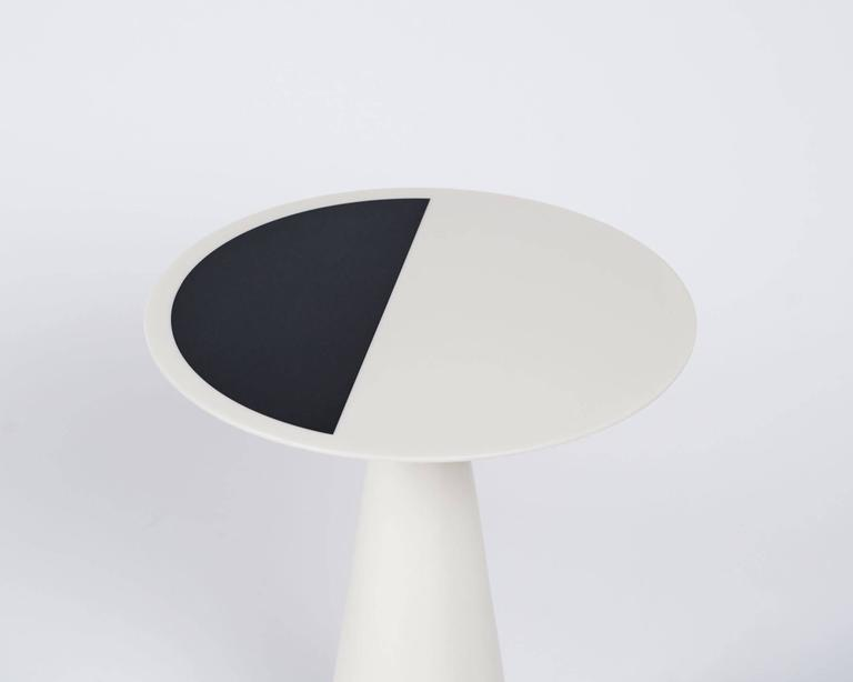 "Sandra Nunnerley, ""Luna Ivory"", Side Table, USA, 2016 2"
