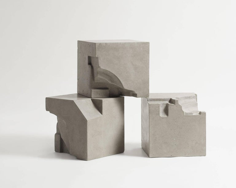"Stacklab, ""Cube"", Side Table, Canada, 2016 4"