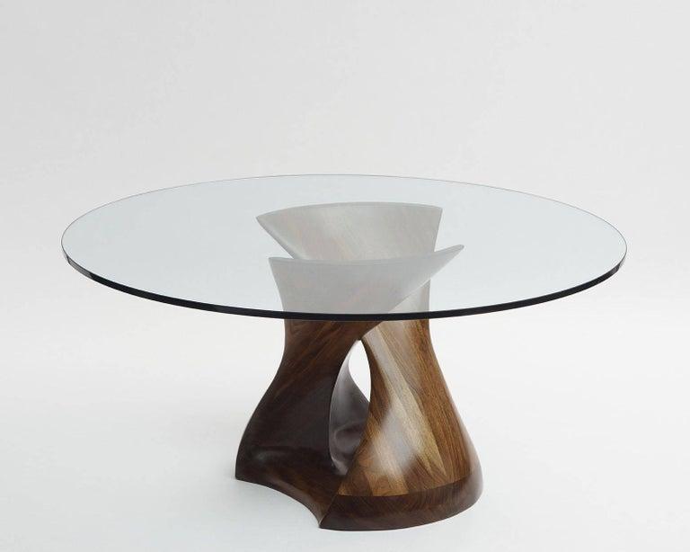 """Michael Coffey, """"Pas de Deux II"""", Table, USA, 1990 3"""
