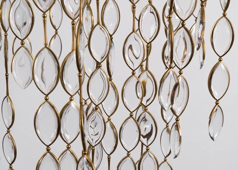 Thomas Pheasant, Willow, Hanging Chandelier, United States, 2015 In Excellent Condition For Sale In New York, NY