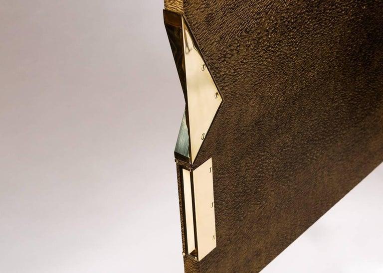 Achille Salvagni, Gió, Double-Door Bar Cabinet, Italy, 2013 For Sale 1
