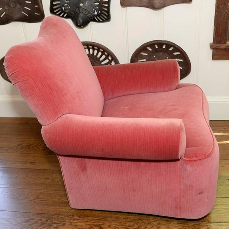 Brandolini Club Chair with Swivel Base For Sale at 1stdibs