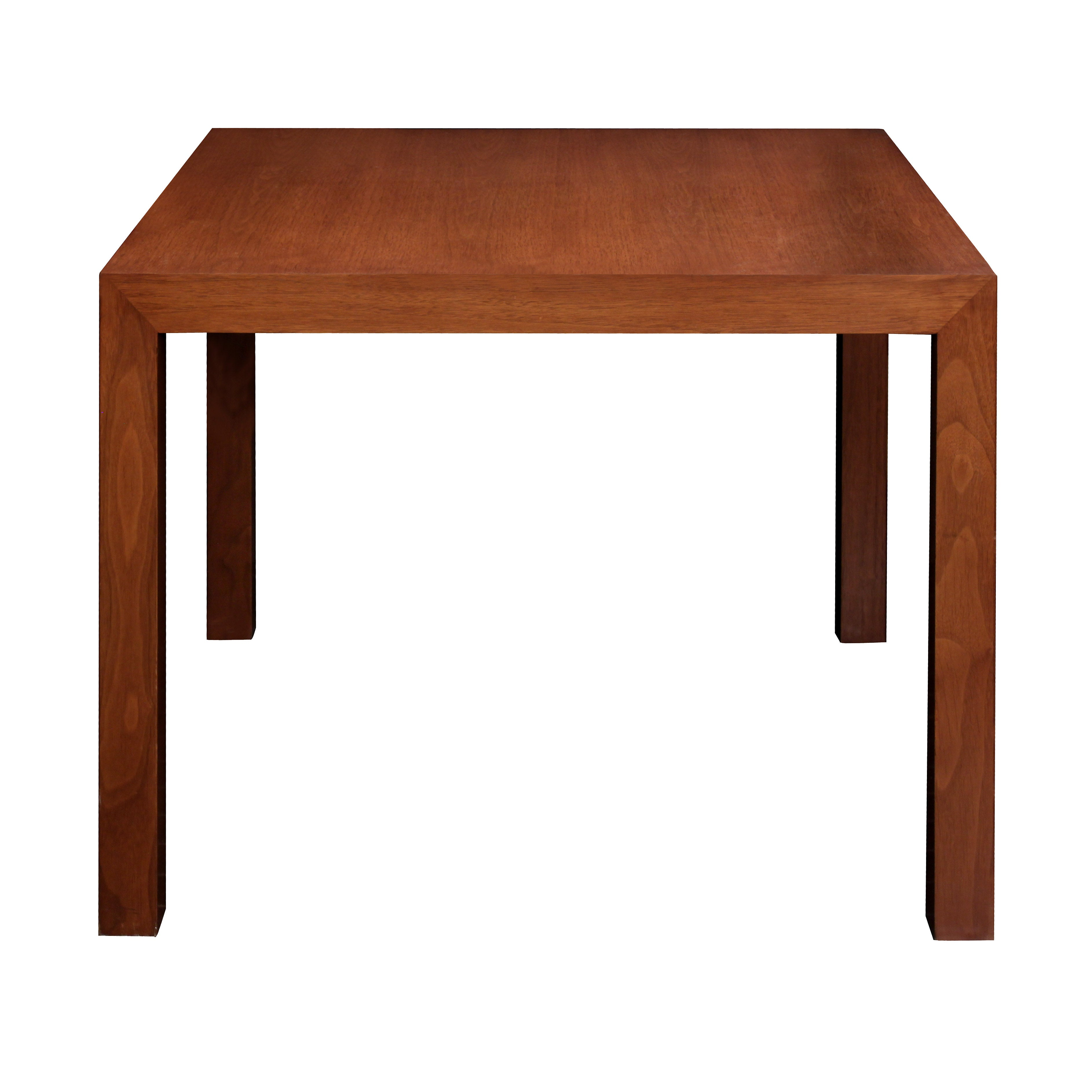 Charmant Parsons Style Side Table By Edward Wormley