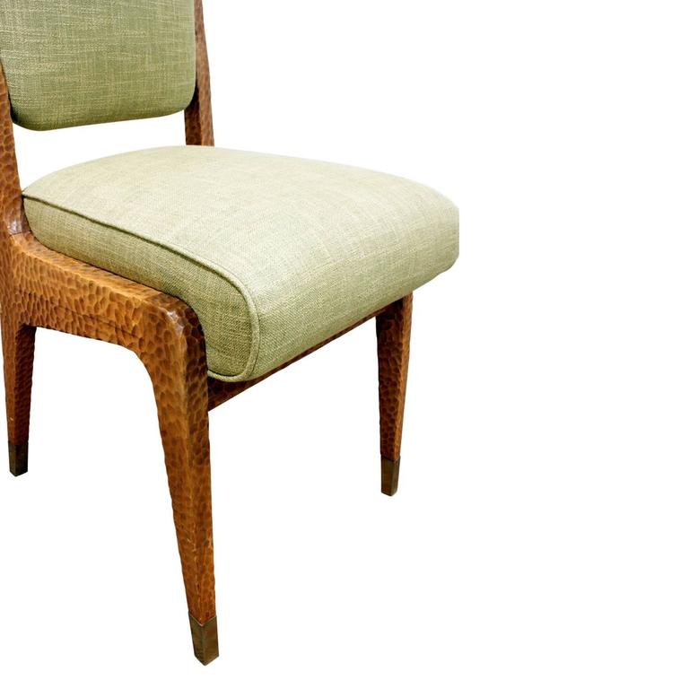 Paolo Buffa Set Of 12 Handcrafted Dining Chairs Circa 1940 For Sale At 1stdibs