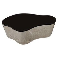 "Karl Springer ""Free Form Coffee Table"" 2002"