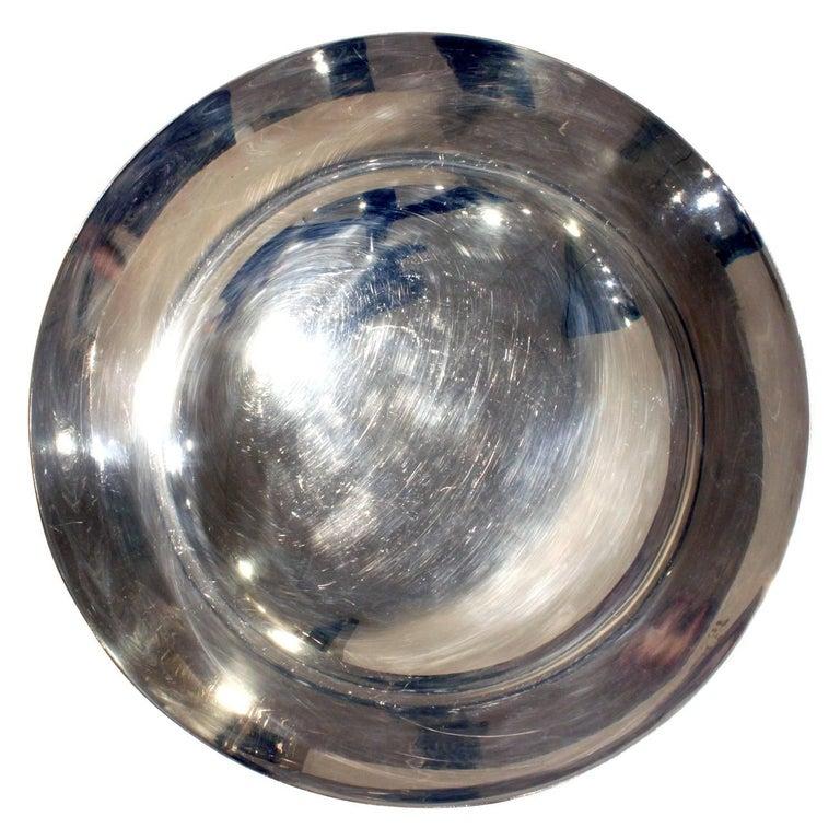 Woodside Silver Co. Sterling Art Deco Bowl, 1920s 4