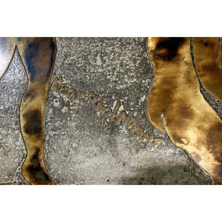 Bronze Philip & Kelvin LaVerne Rare and Important