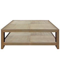 """Windsor Coffee Table"" by Mary Forssberg, Custom-Made"
