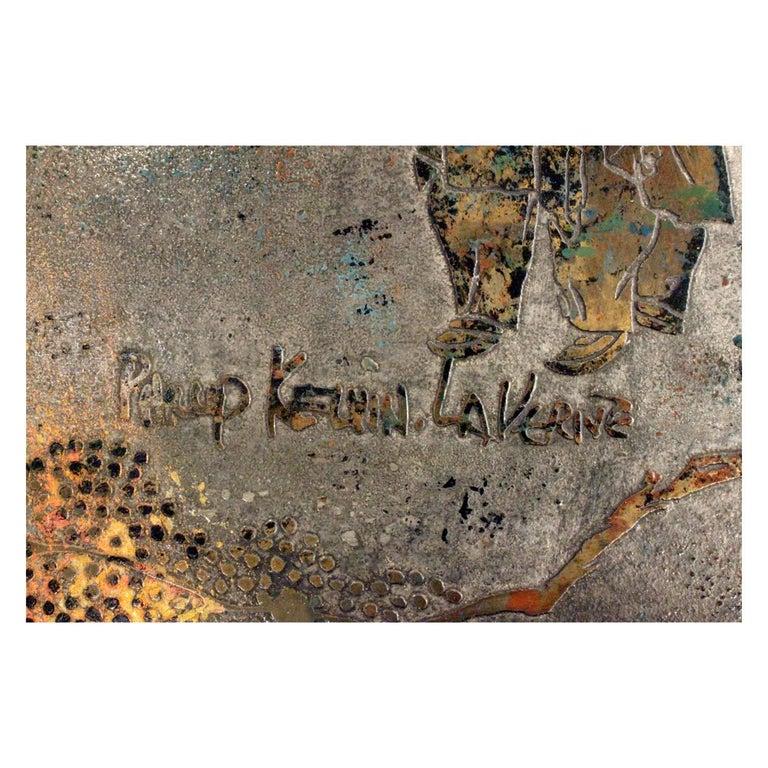 Bronze Philip & Kelvin Laverne Rare